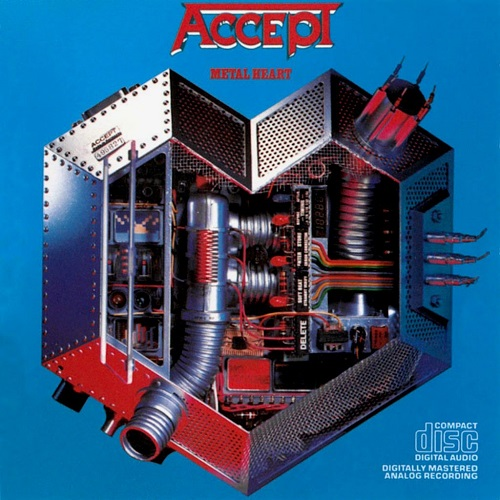 ACCEPT - Metal Meart