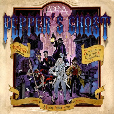 ARENA - Peppers Ghost