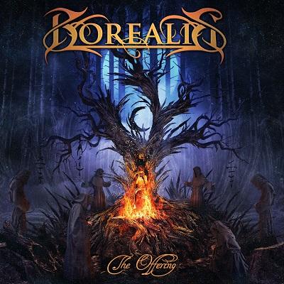 BOREALIS - The Offeringi