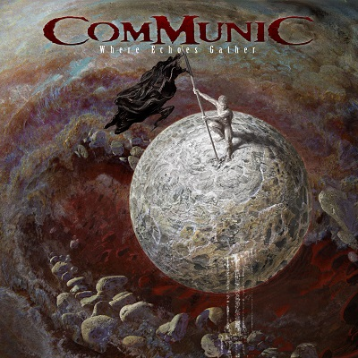COMMUNIC - Where Echoes Gather