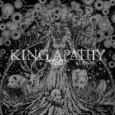 KING APATHY – Wounds