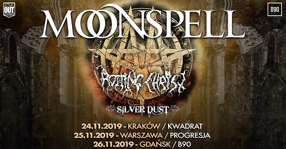 Moonspell+Rotting christ