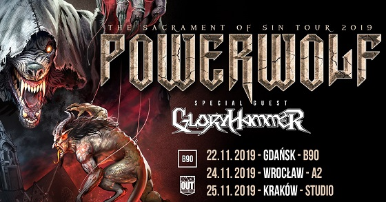 Powerwolf+Gloryhammer