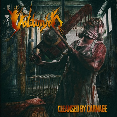 VOLTURYON - Cleansed by Carnage